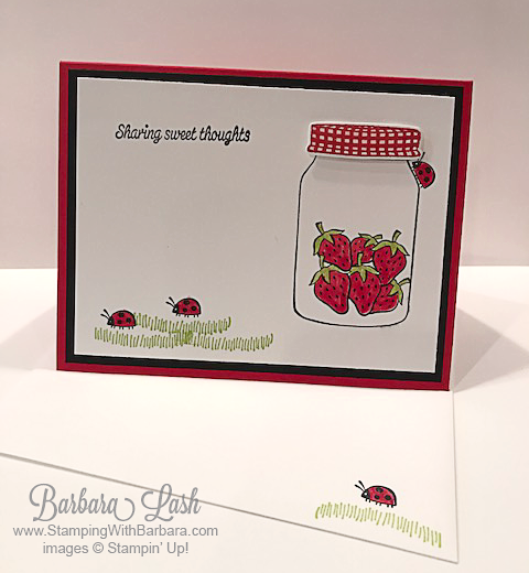 Sharing-sweet-thoughts-ladybug-starawberries