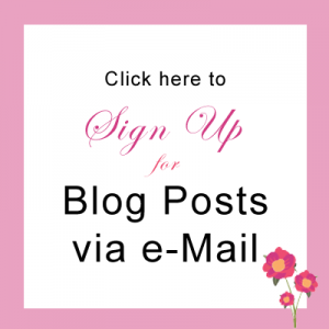 blog sign up button