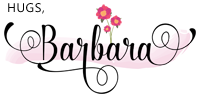 Barbara Lash signature line